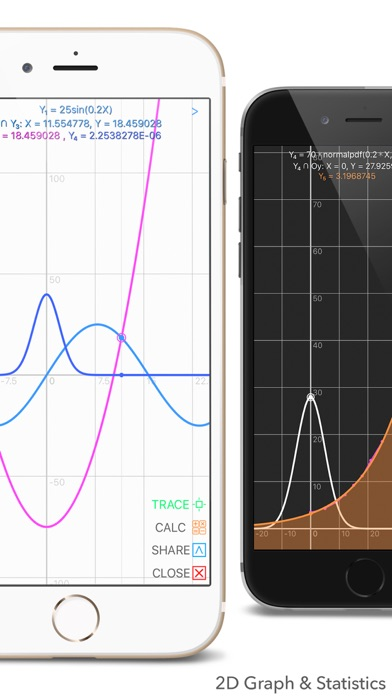 Graphing Calculator + screenshot 3
