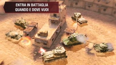 Screenshot of World of Tanks Blitz2