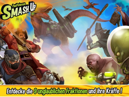 Screenshot 1 Smash Up - Das Kartenspiel