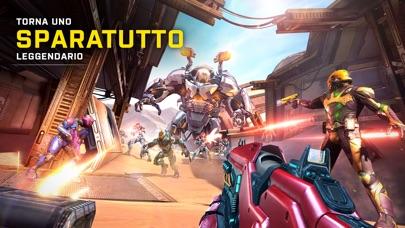 Screenshot of Shadowgun Legends1