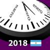 Calendario 2018 Argentina
