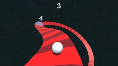 Twisty Road! screenshot 1