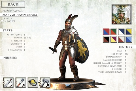 Warhammer Quest 2 screenshot 3