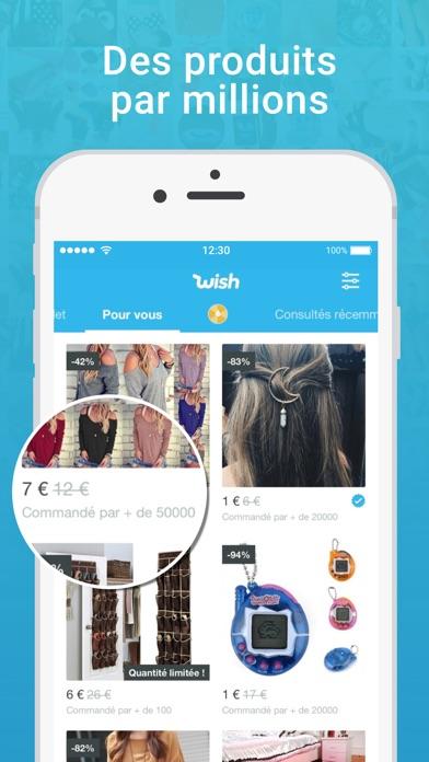 download Wish - Acheter en s'amusant apps 0
