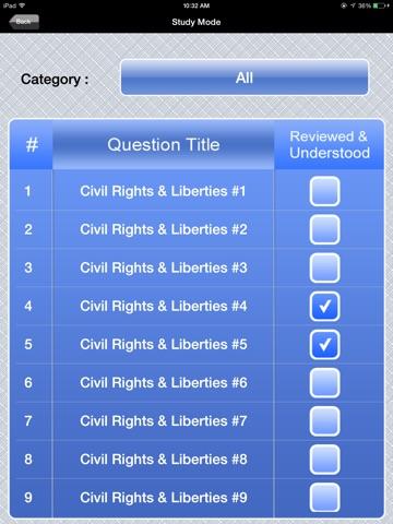 AP US Government and Politics screenshot 2
