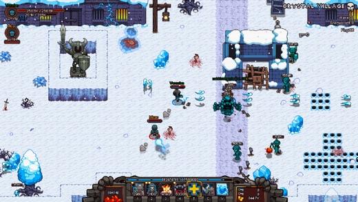 Hero Siege: Pocket Edition Screenshot