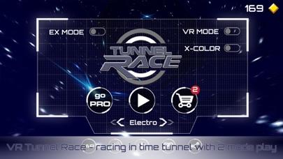 VR Tunnel Race screenshot