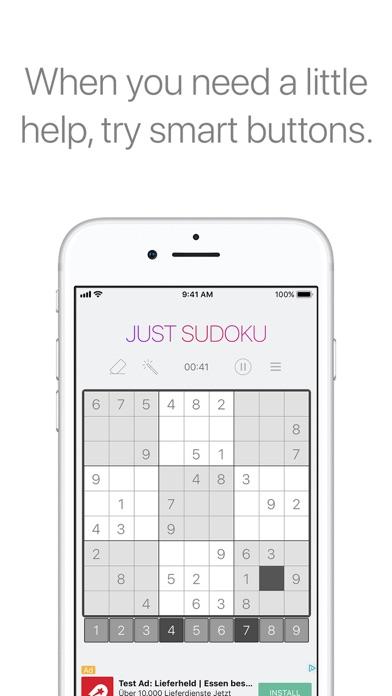 Just Sudoku Скриншоты6