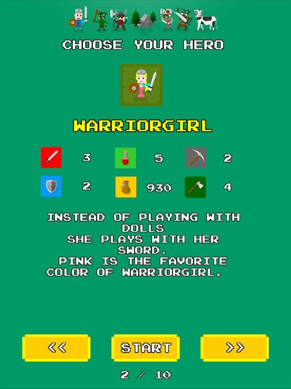 Игра Swipe Quest