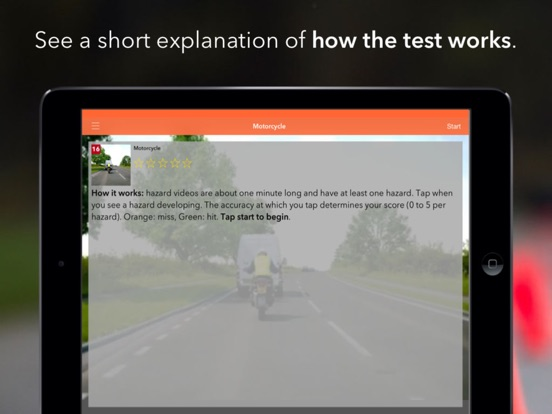 Hazard Perception Test Premium Screenshots