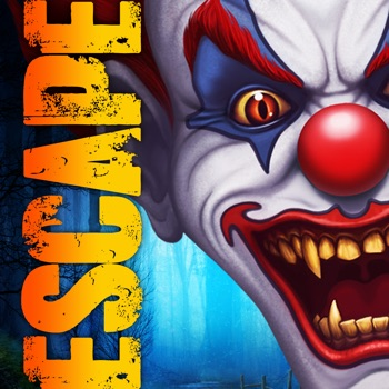 Killer Clown Escape Room! app for iphone