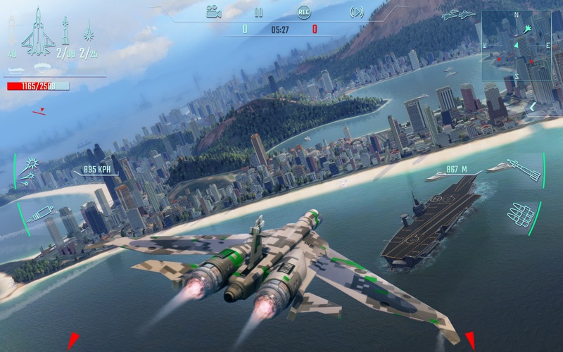 Sky Gamblers – Infinite Jets for Mac 1.0.2 激活版 – 称霸天空-爱情守望者