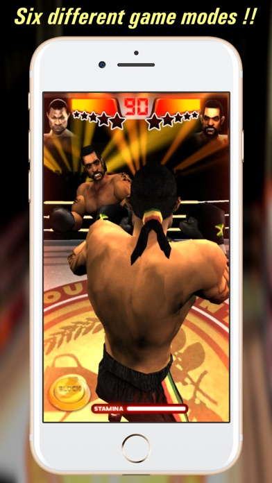 Iron Fist Boxing Lite Screenshot 3