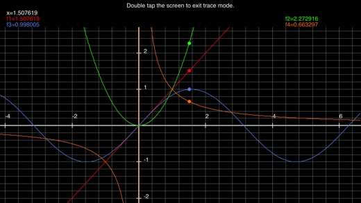 My Graphing Calculator Lite Screenshot