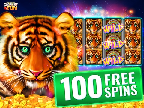 Slots Casino - House of Fun screenshot 1