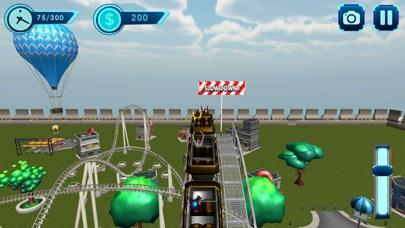Roller Coaster Race Sim - Pro Screenshot 4