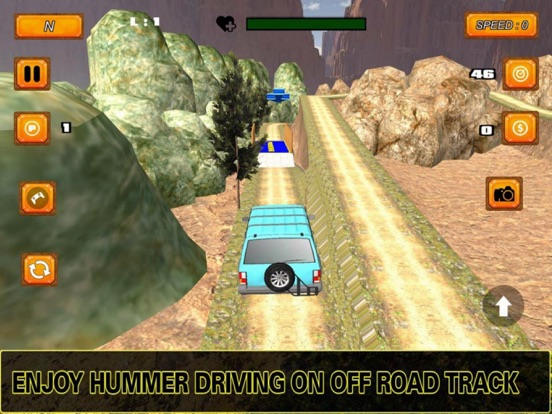 Rally SUV Offroad 3D Скриншоты4