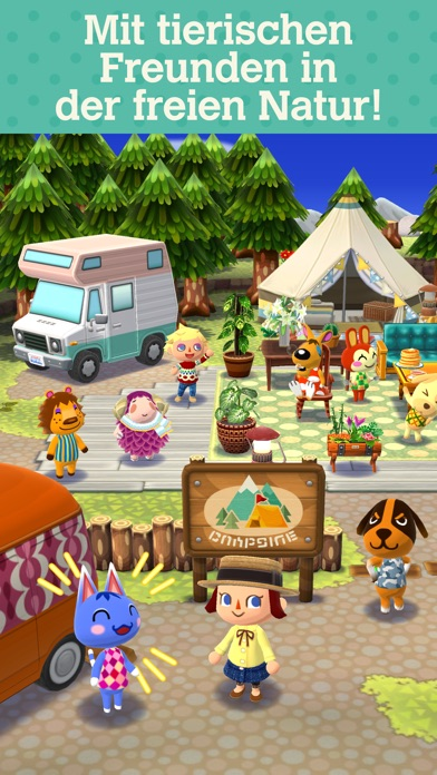 Screenshot 2 Animal Crossing: Pocket Camp