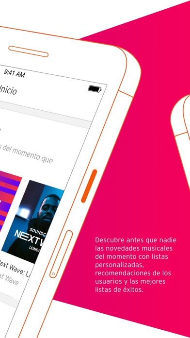 download SoundCloud Música apps 1