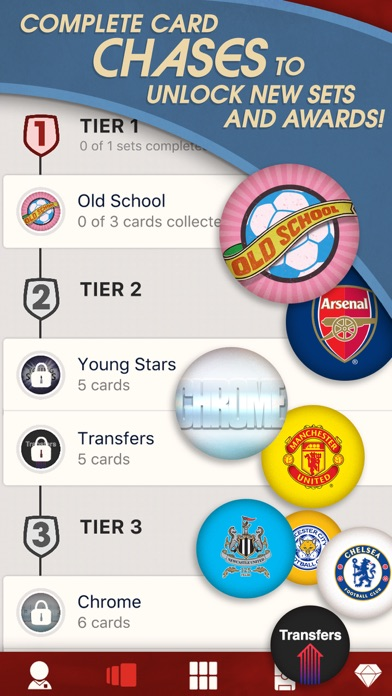 Screenshot of KICK: Card Trader di calcio2