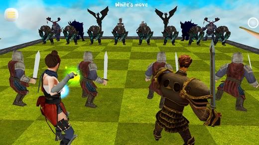 Chess 3D Animation Screenshots