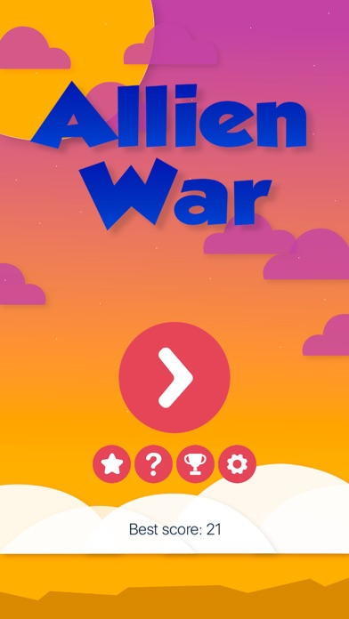 Allien War screenshot 1