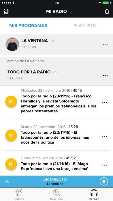 download Cadena SER Radio apps 1