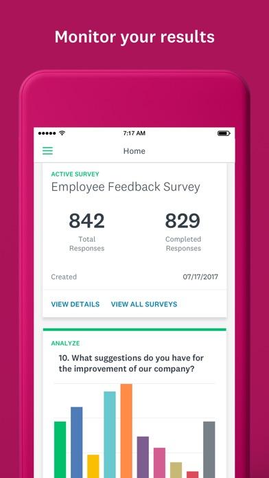 download SurveyMonkey appstore review