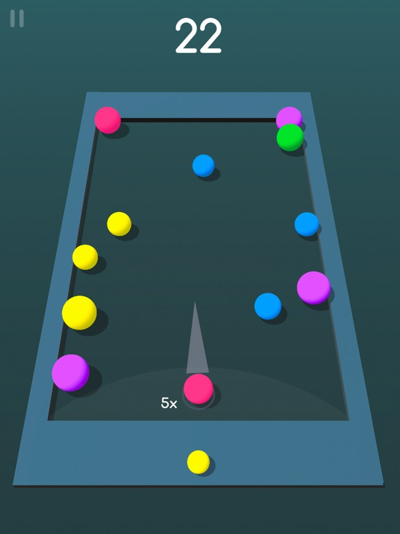 Screenshot 1 Fuse Ballz