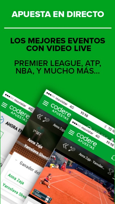 download Codere APPuestas apps 2