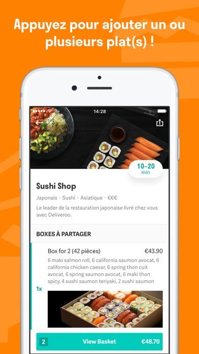 download Deliveroo apps 0