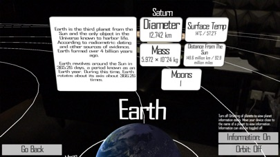 A.R Solar System screenshot 3
