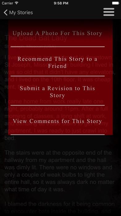 Screenshot #6 for Joe Kwon's True Ghost Stories