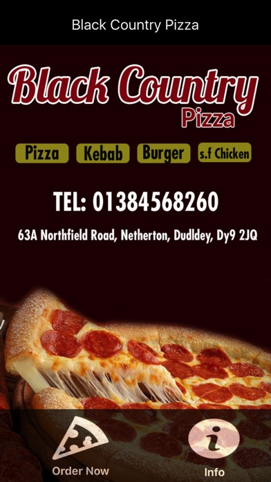 App Shopper Black Country Pizza Food Drink