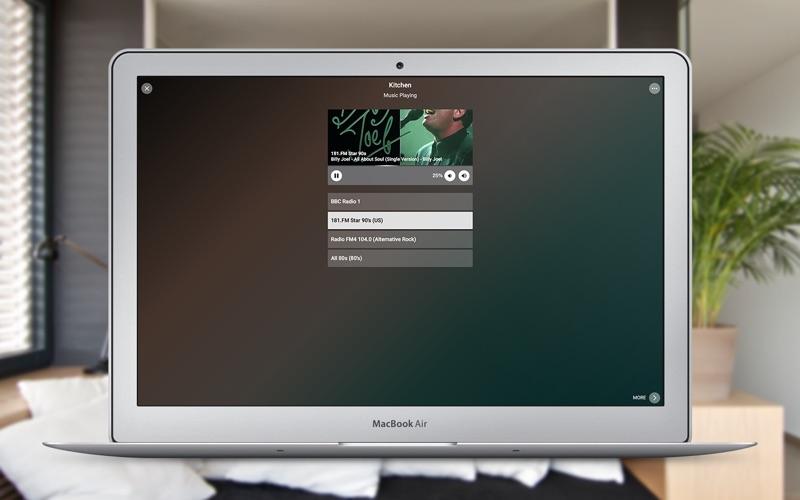 Loxone Screenshot