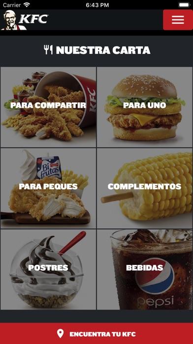 download KFC España - Ofertas apps 0