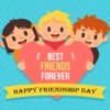 Giorno di amicizia 2017: cornici e cartoline di sa