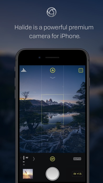 Halide 1.5: The camera app designed from scratch for iPhone X Image