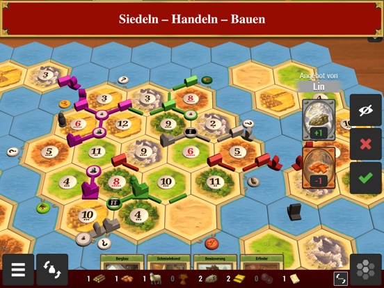 Screenshot 4 Catan Universe