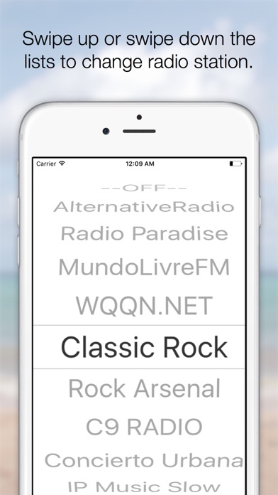 Rockstar World Radio Pro Screenshots