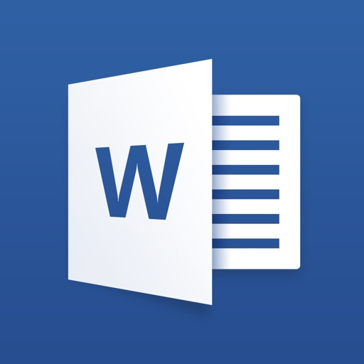 Microsoft Word app for ipad