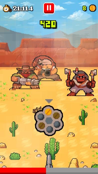 Screenshot von One Hit Cowboy5