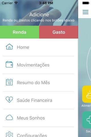 Jimbo - Controle de Despesas screenshot 4