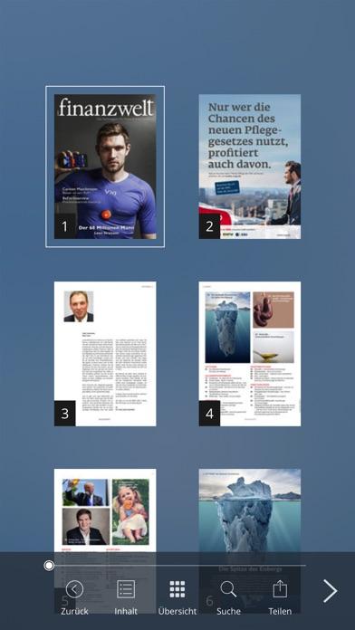 FinMag – Die Finanzmagazine screenshot 2