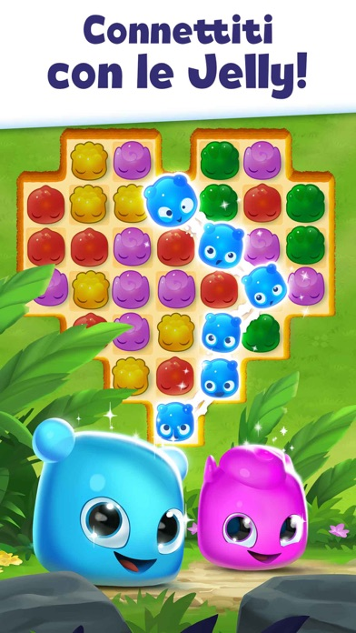 Screenshot of Jelly Splash1