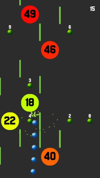 Ball Barrier Dash screenshot 2