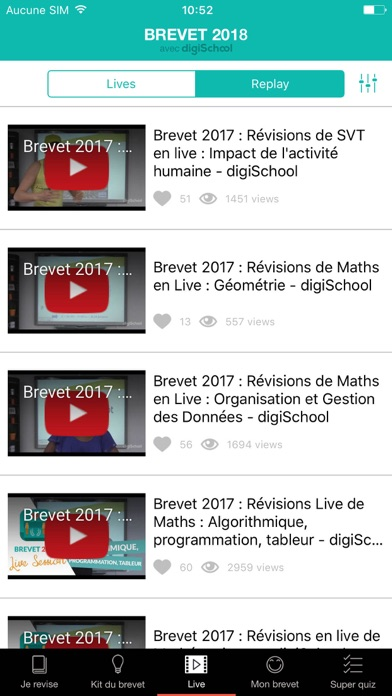 download Brevet 2018 avec digiSchool apps 2