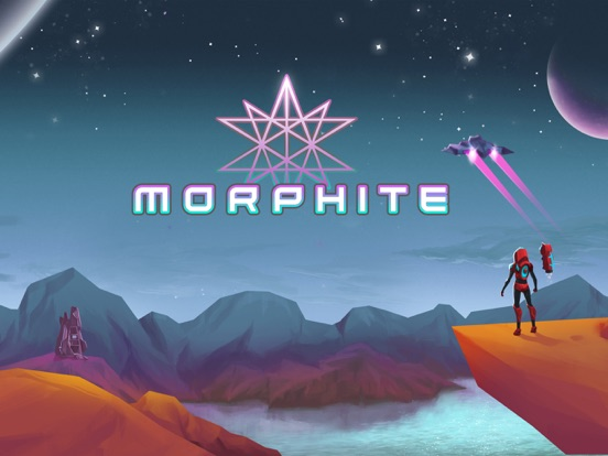 Screenshot 1 Morphite