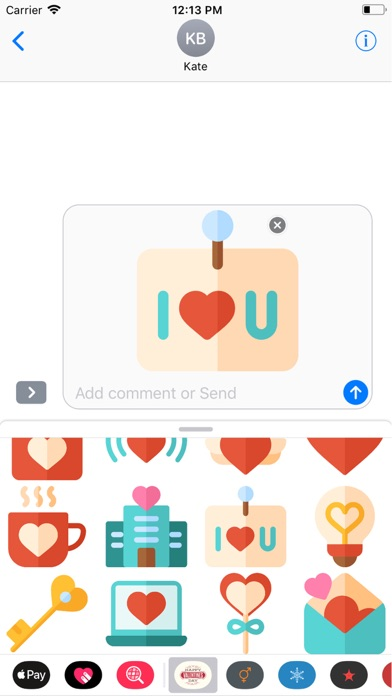 download Valentines Sticker apps 3