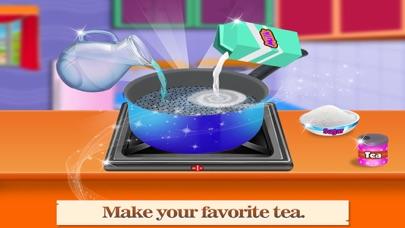 ma cantine de thé et de caféCapture d'écran de 3
